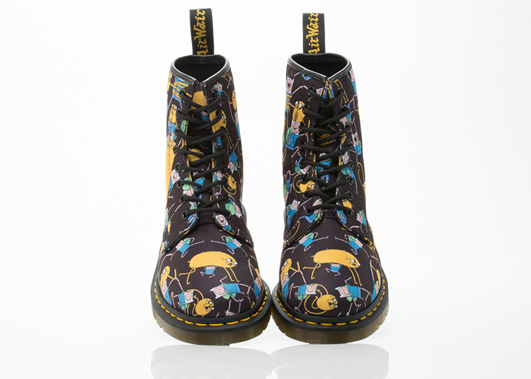 Adventure Time Doc Martens Boots