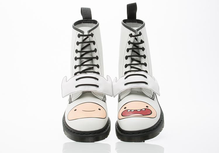 Adventure Time Finn Boots