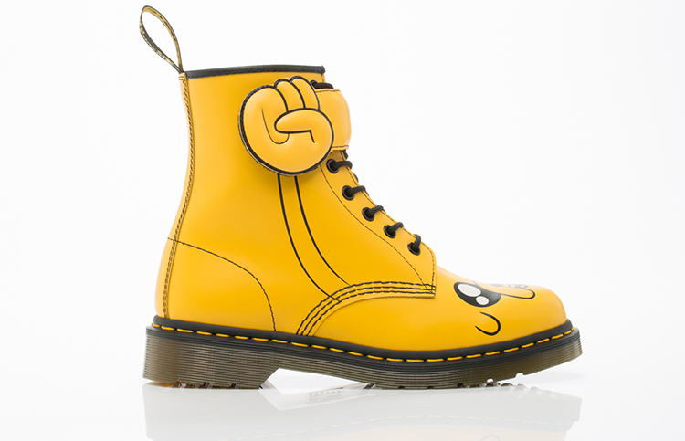 Adventure Time Jake Boots