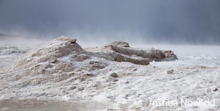Frozen Sand Formations - Joshua Nowicki2