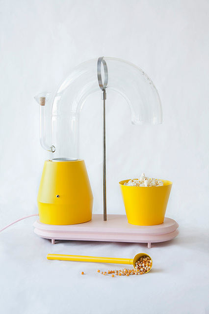 Popcorn Monsoon by Jolene Carlier