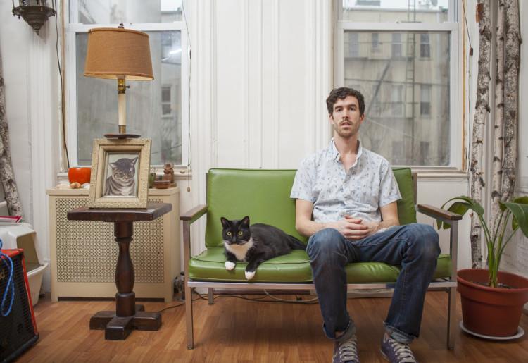 Men & Cats 10