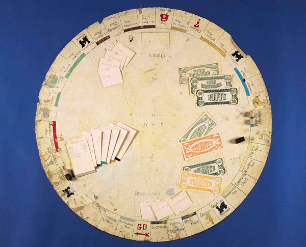 Oldest Version of Monopoly