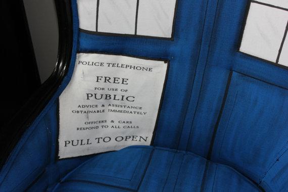 TARDIS Chair