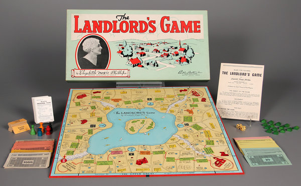 The Landlords Game