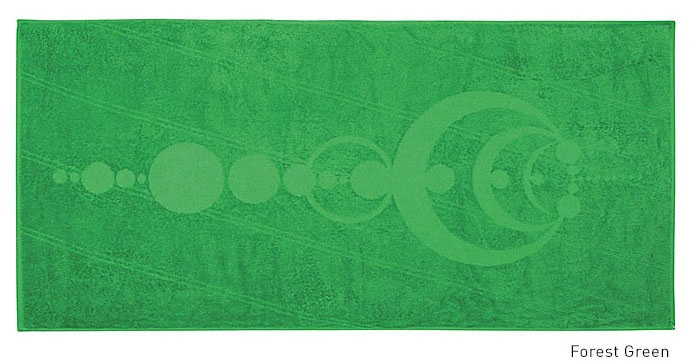 Crop Circle Towel