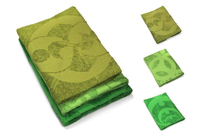 Crop Circle Towels