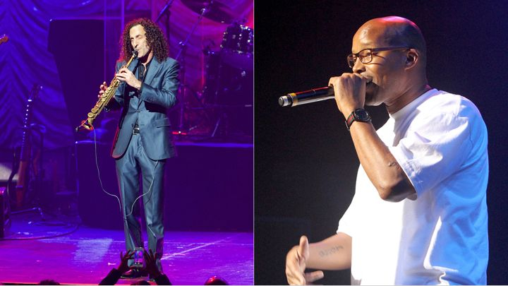 Kenny G and Warren G