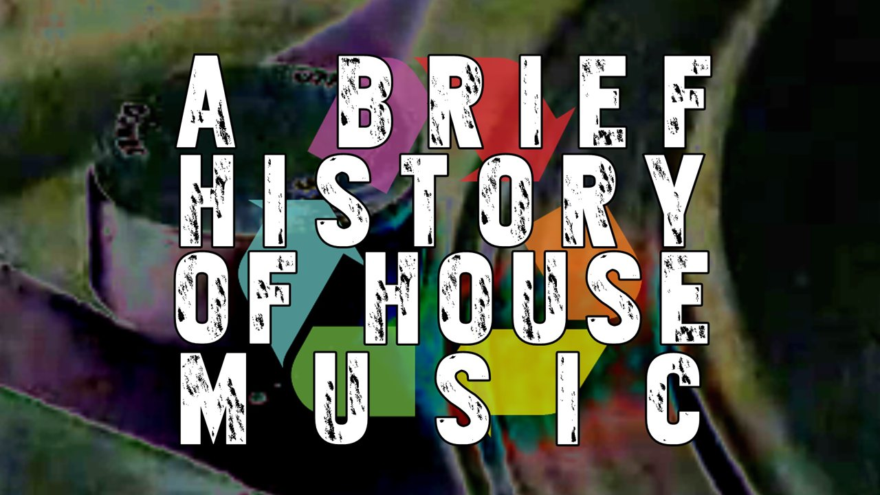 A brief history of house music an eclectic method remix for House music facts