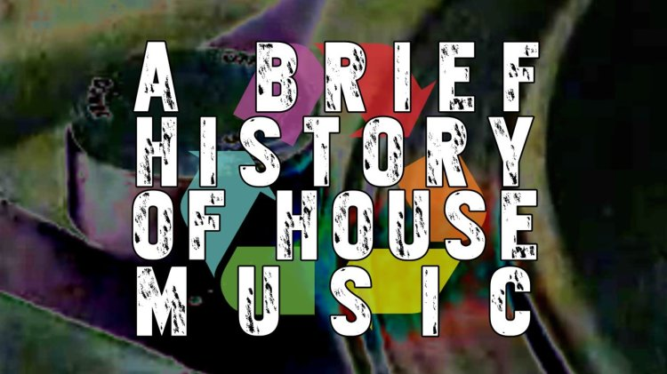 39 a brief history of house music 39 an eclectic method remix for History of house music