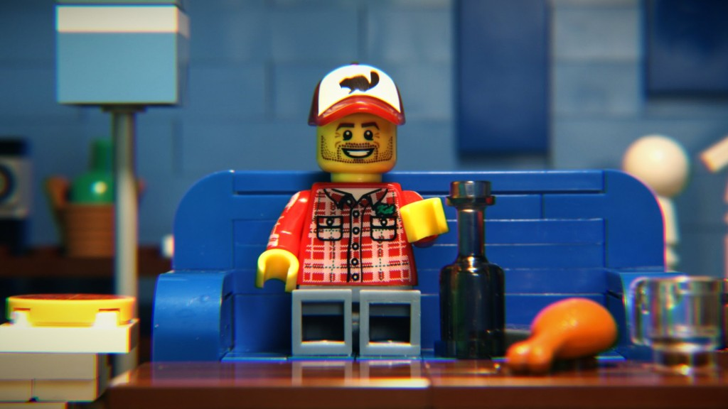A Delightful LEGO Stop-Motion Animation of the Highlights From ...