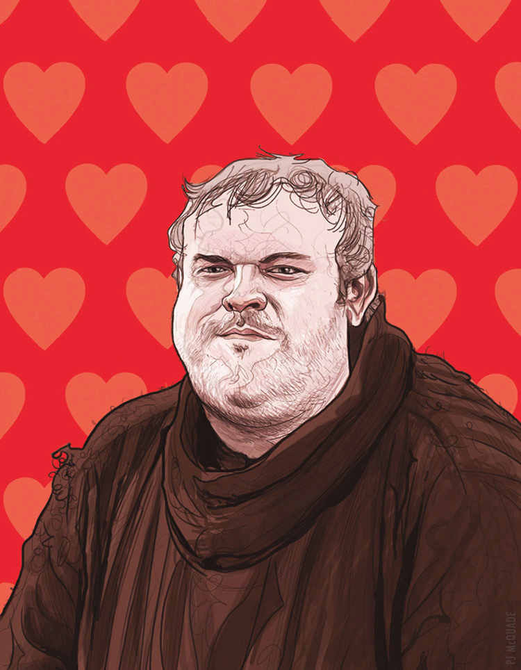 2015 Geektastic Valentine's Day cards by PJ McQuade
