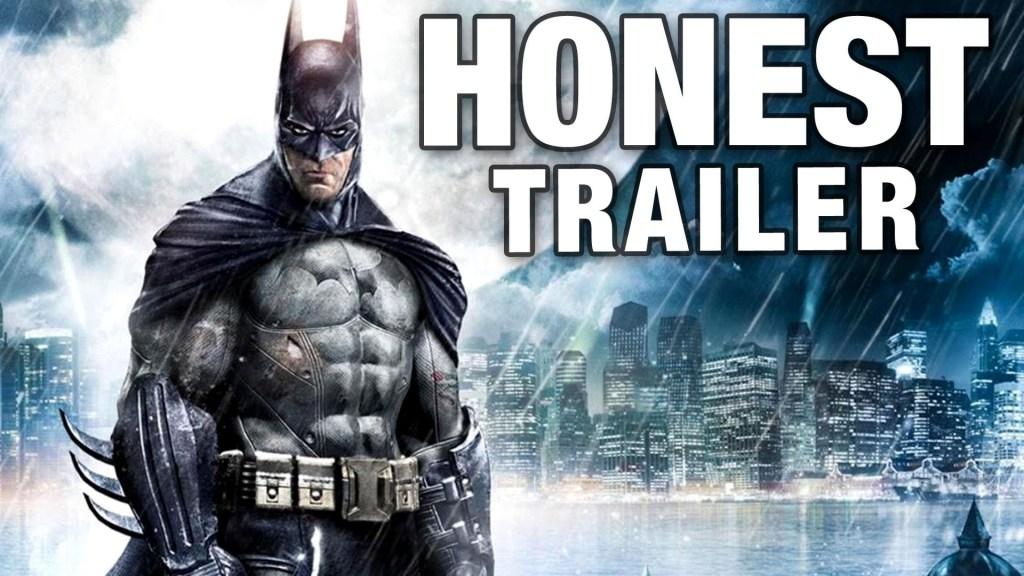 An Honest Trailer for the Action-Adventure Video Game 'Batman: Arkham Asylum'