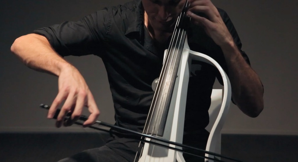 An Impressive Cello Cover of Guns N' Roses' Song 'Welcome to the Jungle' by 2CELLOS