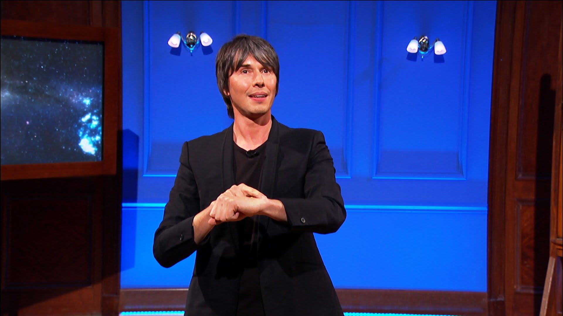 Image result for Professor Brian Cox Proves That Time Travel Is Possible With This Amazing Experiment