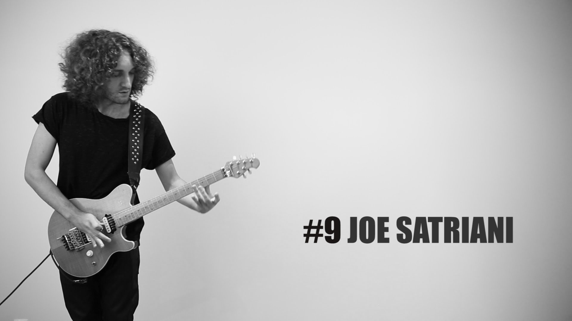 A Guitar Cover of the Daft Punk Song 'Get Lucky' in the Styles of 10 Famous Guitarists