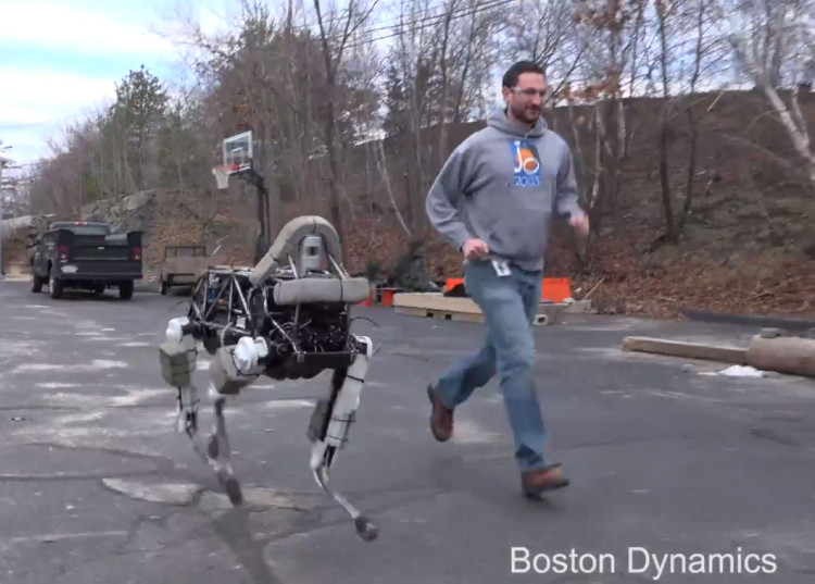 Boston Dynamics Spot Dog Robot
