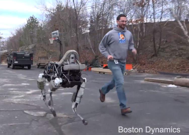 Boston Dynamics Spot Dog Robot