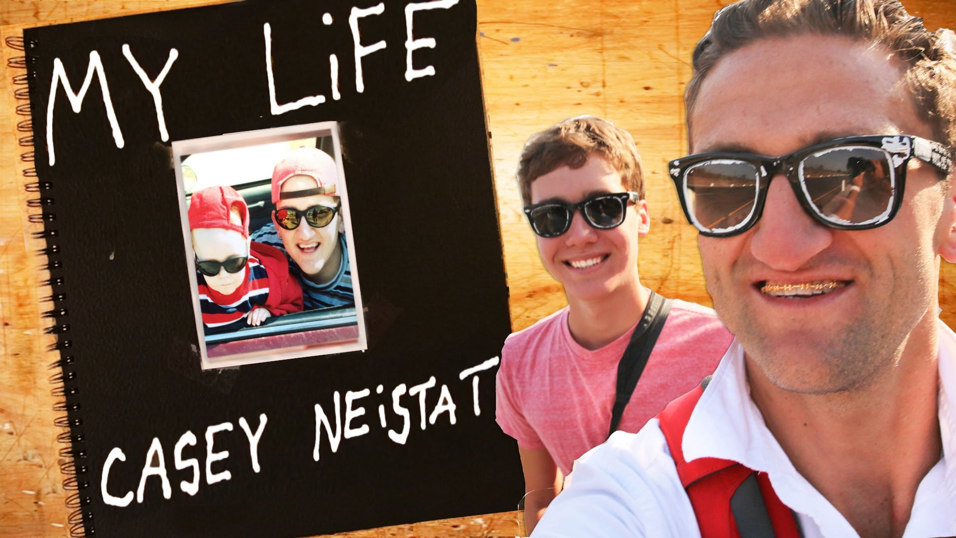 casey neistat uses drawings to tell the story of his