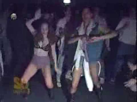 Classic Video From a Huge 1994 Strictly Underground London New Year's Eve Rave