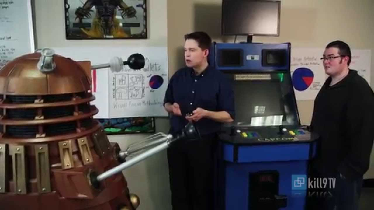 'Dalek Gary', A 'Doctor Who' Parody About a Dalek Who Gets Stuck on Earth and Faces the Challenges of Daily Life