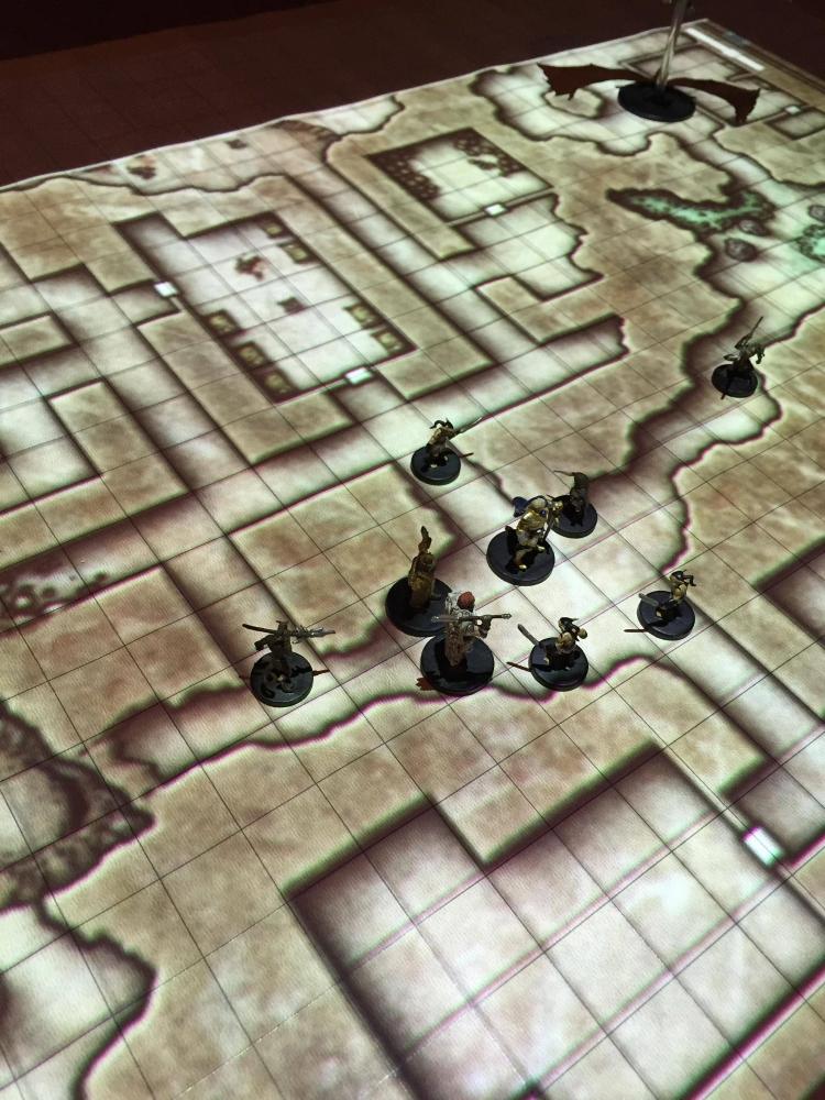 D&D Digital Map