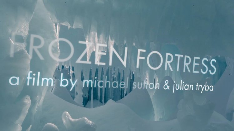 'Frozen Fortress', A Short Film Capturing the Frozen Beauty of the New Hampshire Ice Castles Show