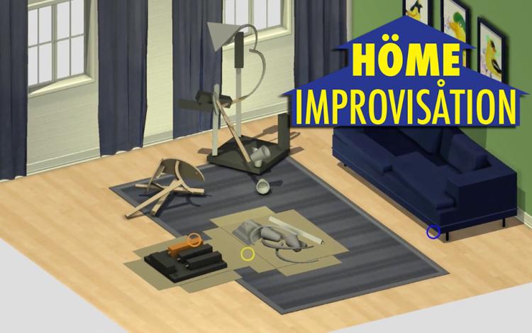 Home Improvisation Video Game