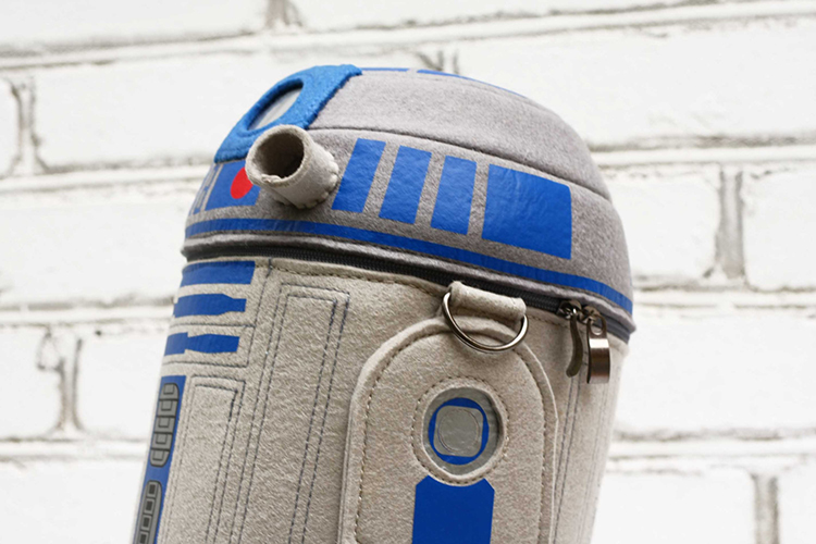 Star Wars R2D2 Purse Droid Felt Bag