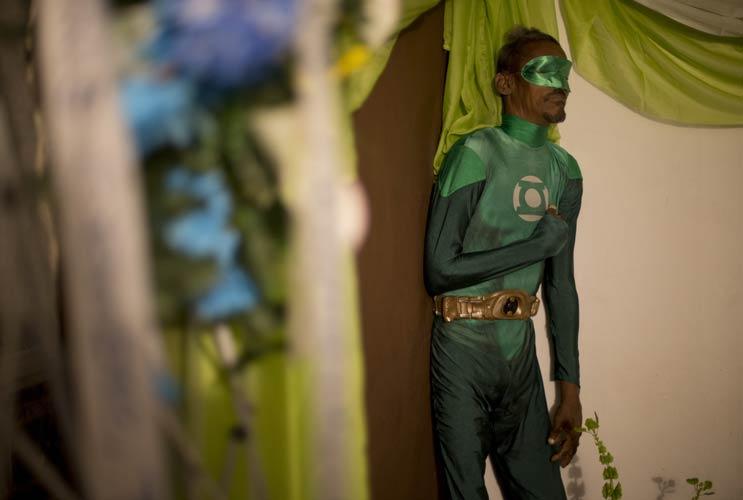 Green Lantern Wake