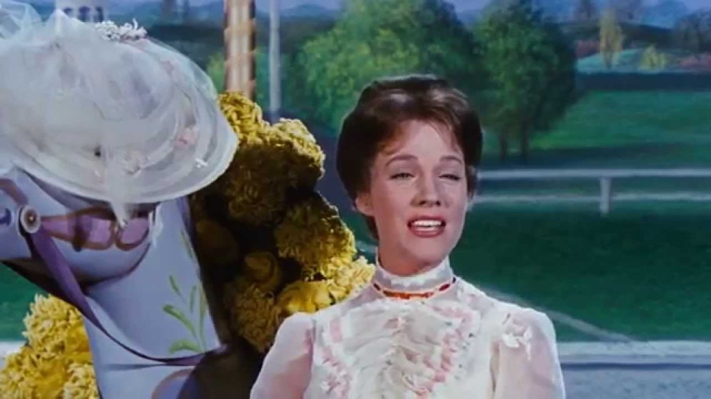 Mary Poppins Sings a Death Metal Version of 'Supercalifragilisticexpialidocious'