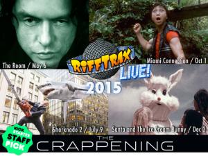 RiffTrax Live 2015