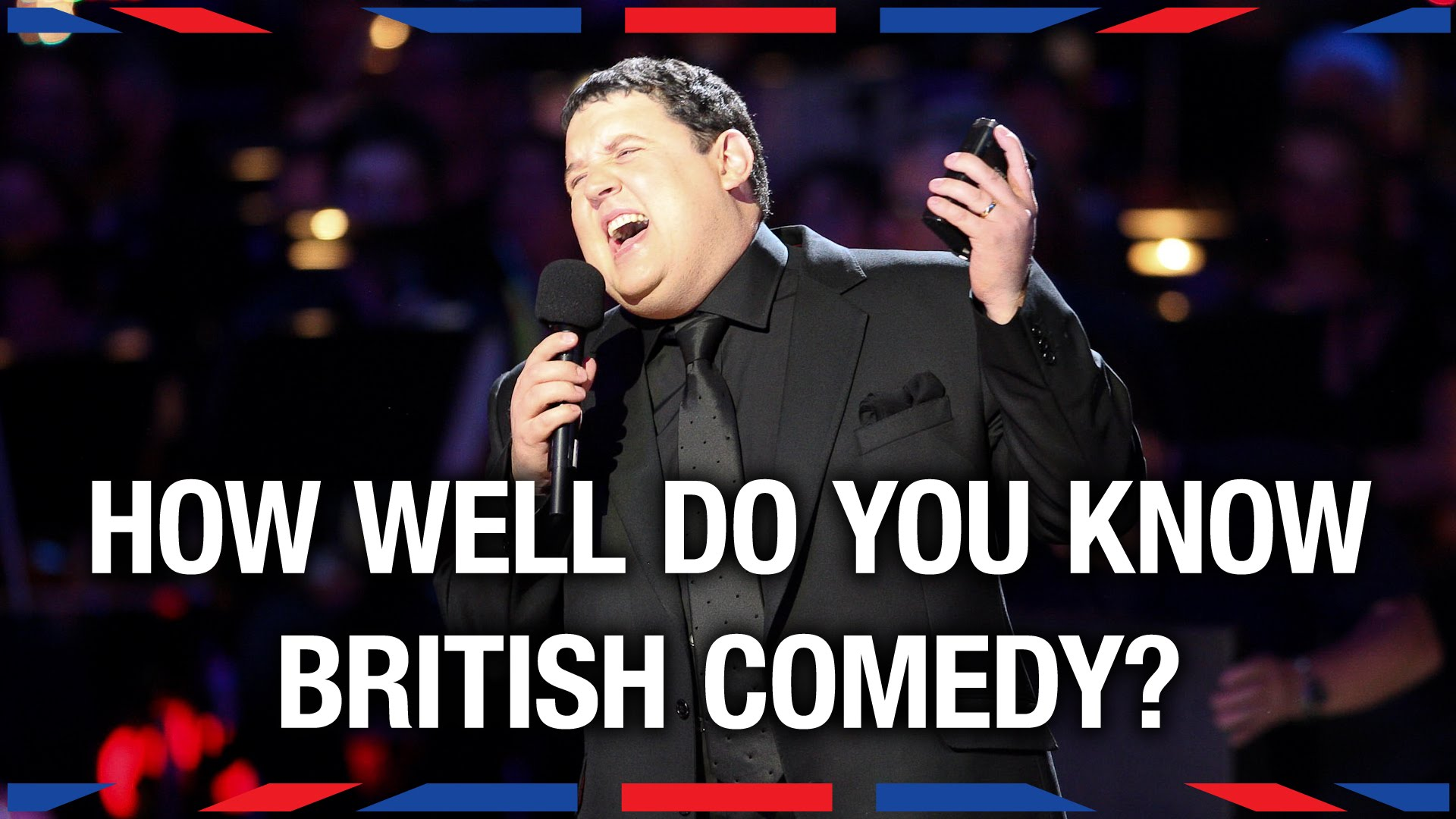 A Series of British Comedy Legends With Which Americans Might Not Be Familiar