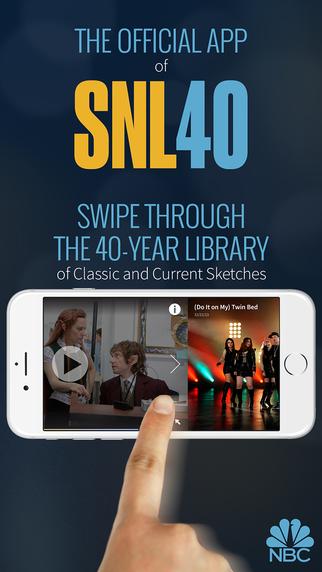 SNL iPhone App