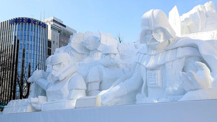 Star Wars Sculpture