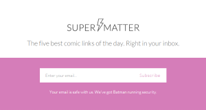 Supermatter