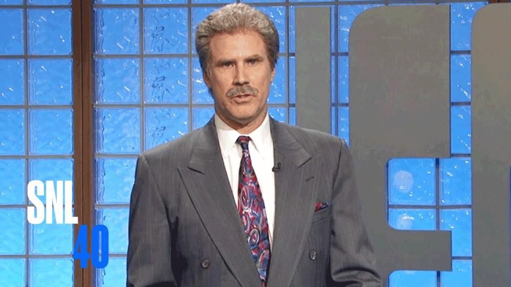 Who played burt reynolds in celebrity jeopardy
