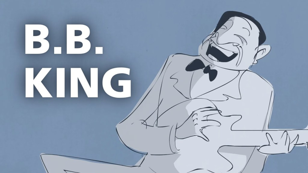 The Incomparable B.B. King Explains How His Guitar Lucille Got Her Name in a 1986 Interview Animated for PBS