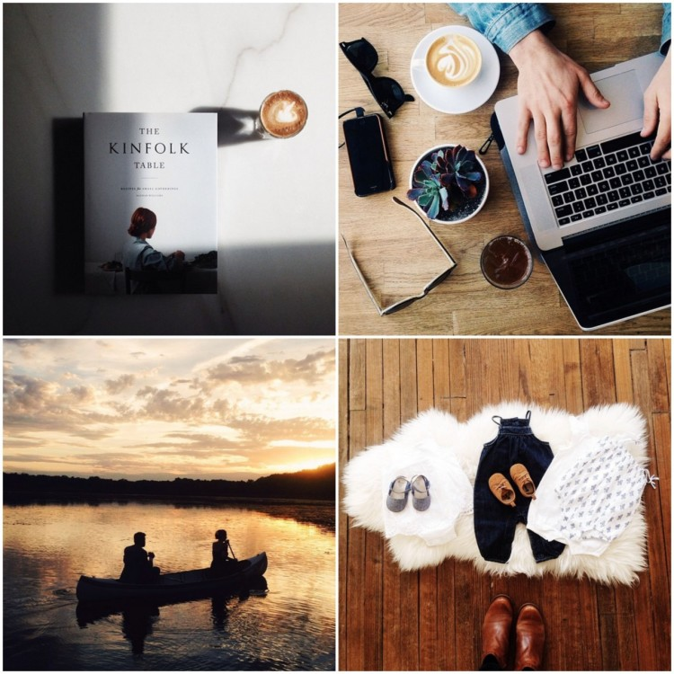 The Kinspiracy Kinfolk Hipster Magazine Readers on Instagram