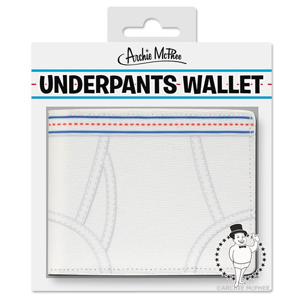 Underpants Wallet