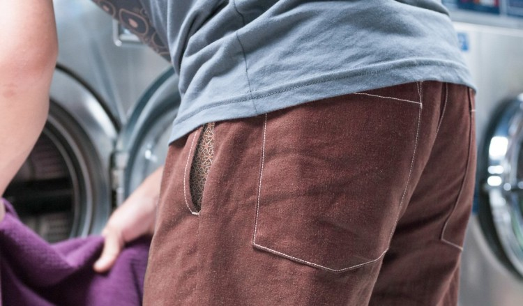 Betabrand Poopy Pants Designed by Glen Tickle