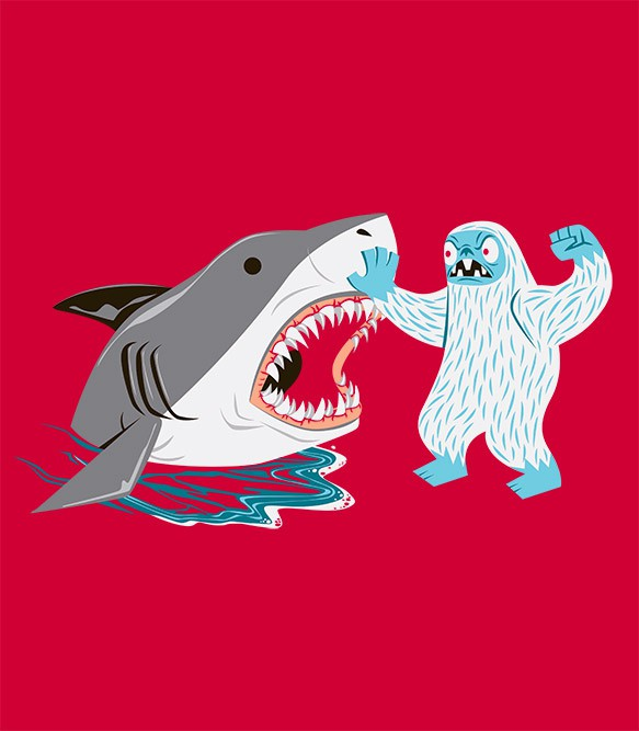 Yeti Shark Punch