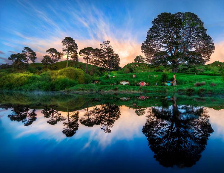 νεα ζηλανδια Video Pinterest: Hobbiton Tours, A Public Tour In New Zealand Of The Real