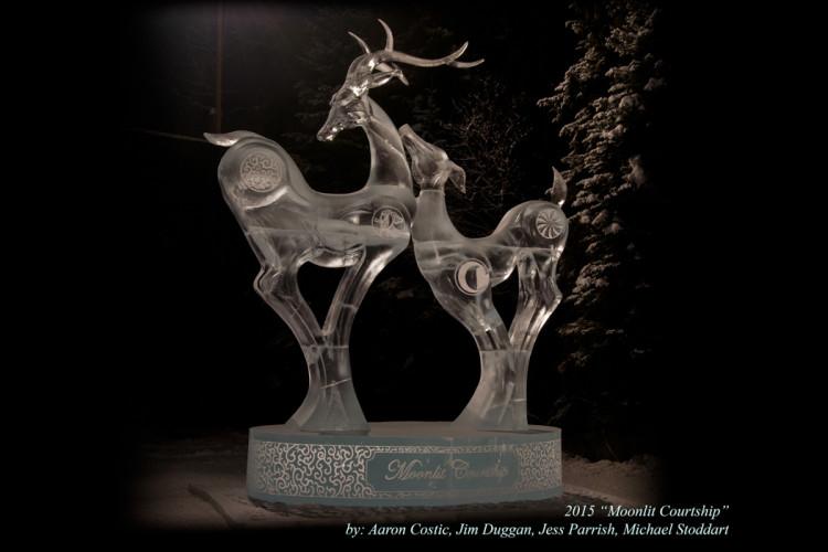 2015 World Ice Art Championships