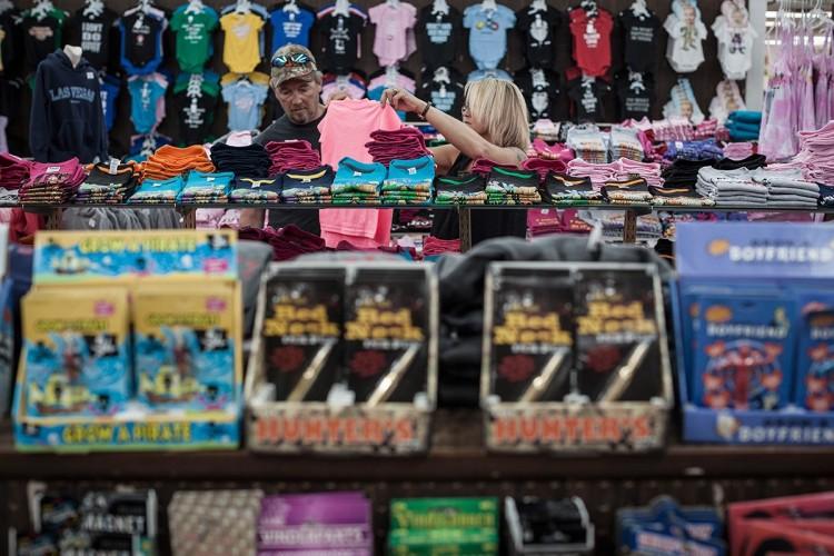 Bonanza Gift Shop in Las Vegas