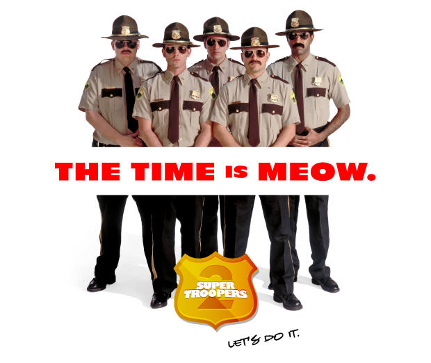 Broken Lizard Comedy Group Raising Funds to Create 'Super Troopers 2', A Sequel to Their 2001 Crime-Comedy Film