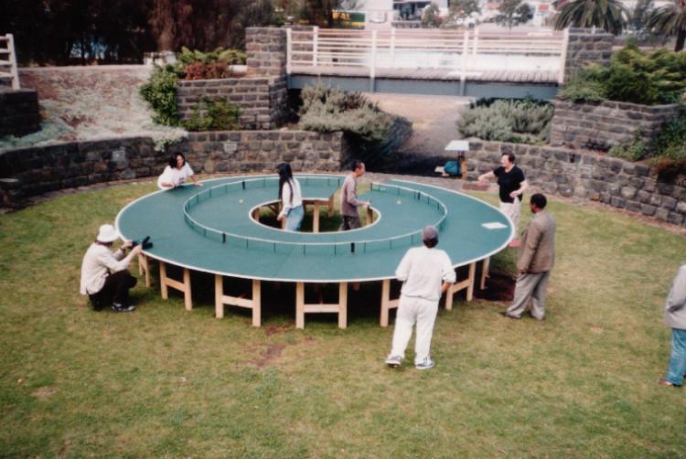 Ping Pong Round
