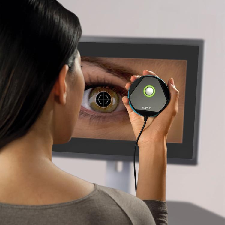 Eye Scanning Password Authenticator