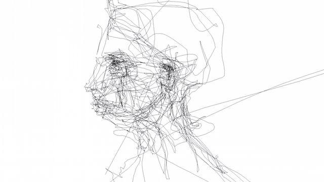 Eye Tracker Portraits