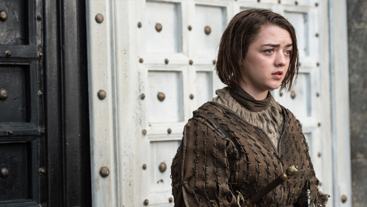 Arya Stark - Previous Seasons